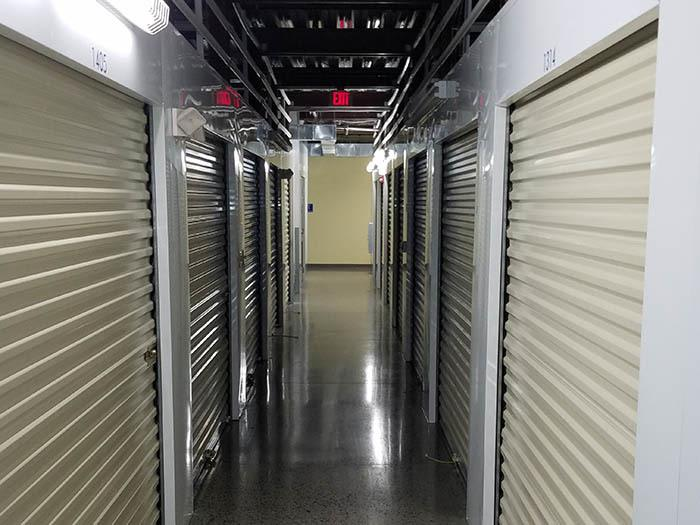 Climate controlled storage units at Storage & Business Centre of Tega Cay