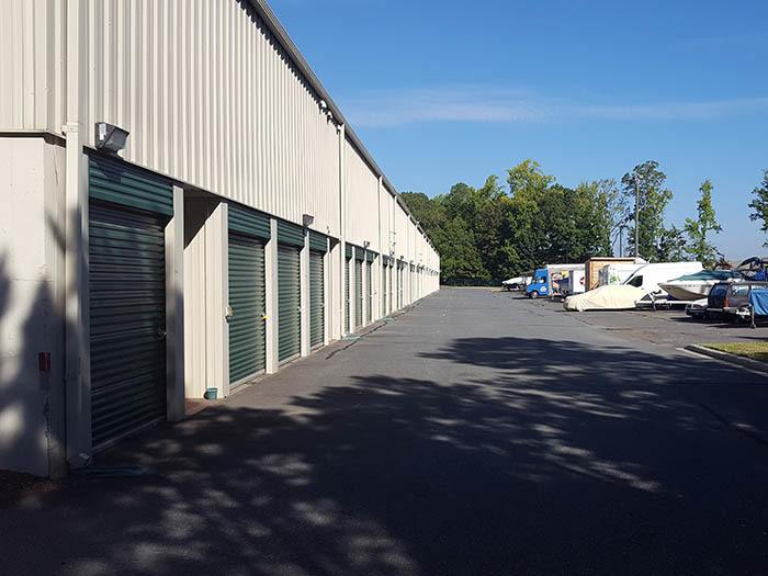 Drive up Storage Units At Storage & Business Centre of Tega Cay
