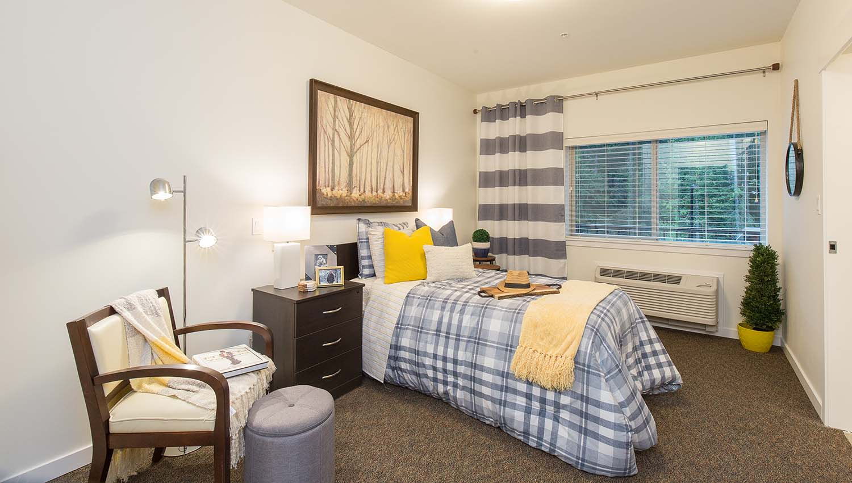 Private Suite At Nanaimo Memory Care
