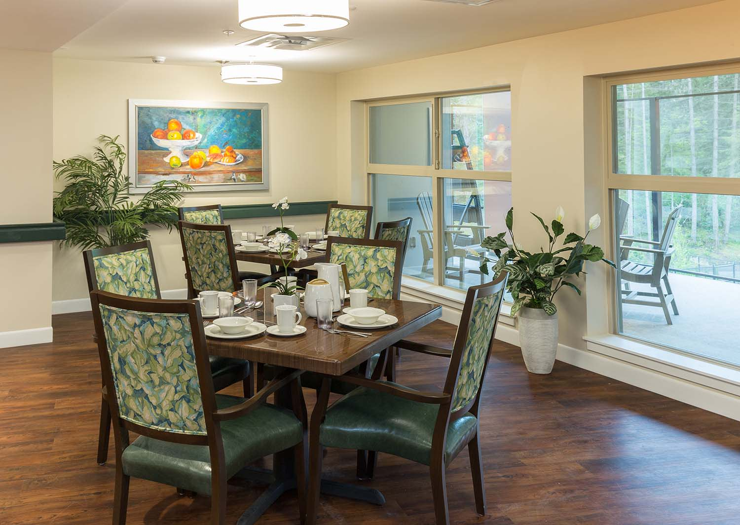 Nanaimo Memory Care Dining Home