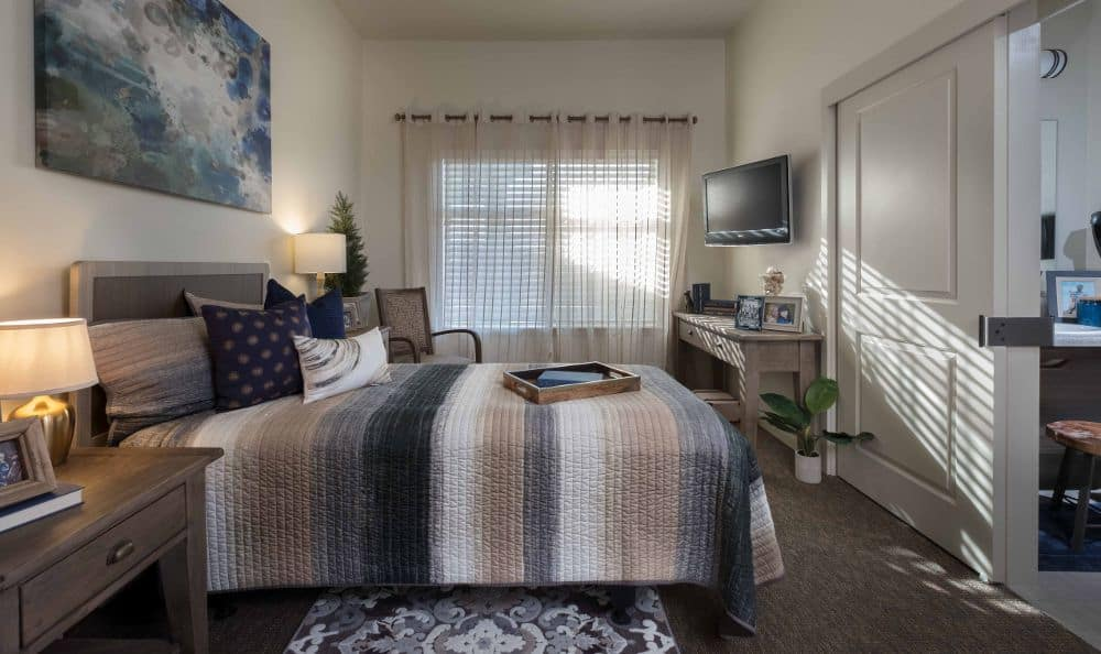 Bedroom Scottsdale Memory Care
