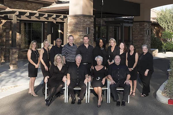 Team at Scottsdale Memory Care