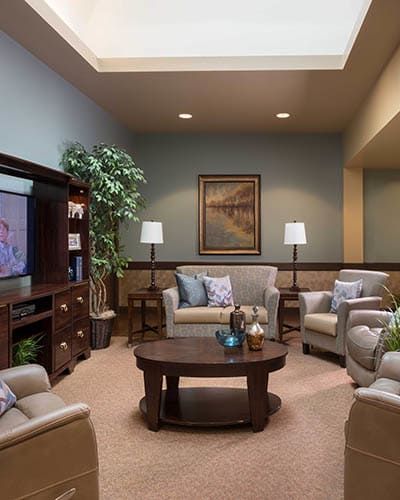 Community Room at Scottsdale Memory Care