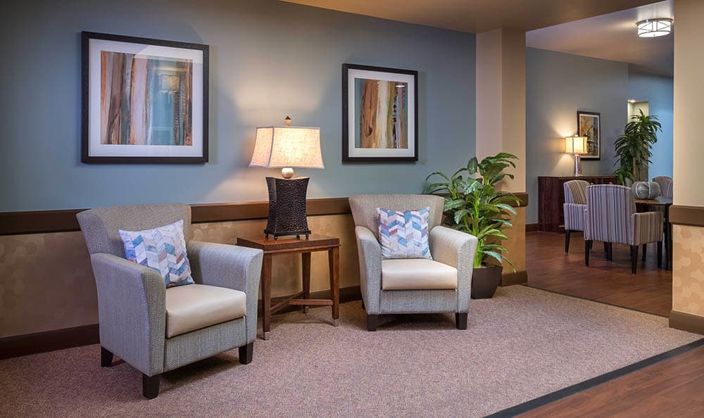 Lobby At Scottsdale Memory Care