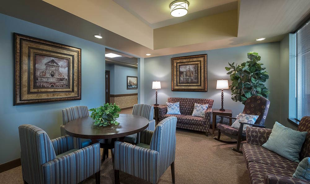Lounge At Scottsdale Memory Care