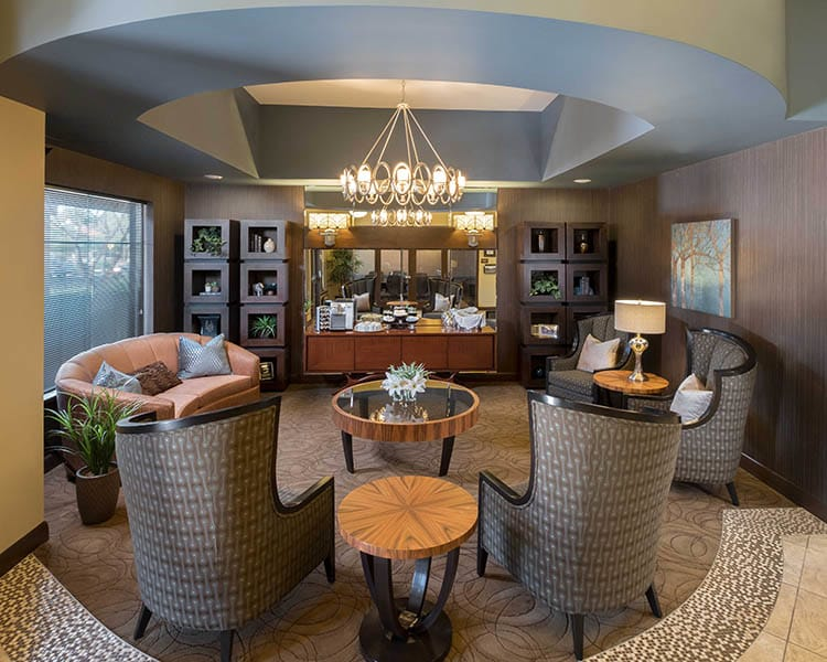 Lounge Home at Scottsdale Memory Care