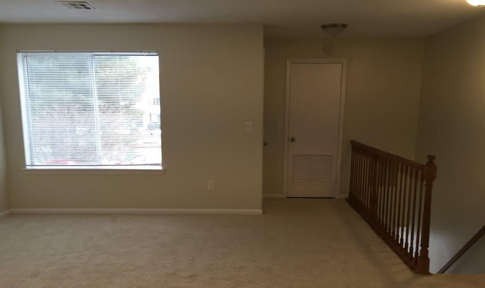 Living room at Briar Knoll