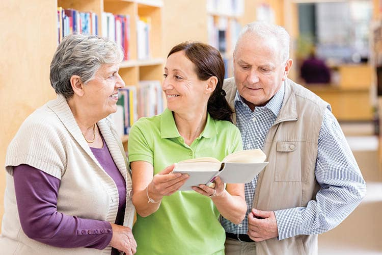 Village Point Rehabilitation & Healthcare has the most dedicated senior care professionals at your service