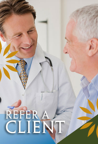 Refer a client to Village Point Rehabilitation & Healthcare