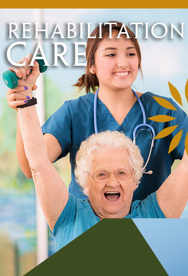 Rehabilitation care services at Village Point Rehabilitation & Healthcare in Monroe Township