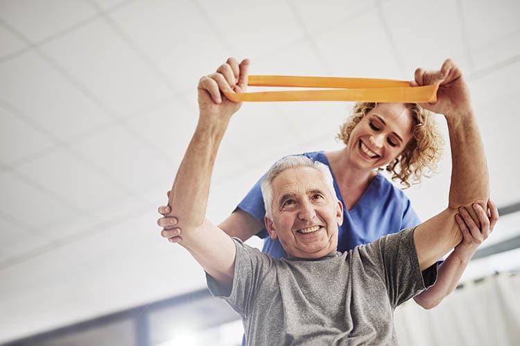 Village Point Rehabilitation & Healthcare has rehabilitation care to suit all your needs
