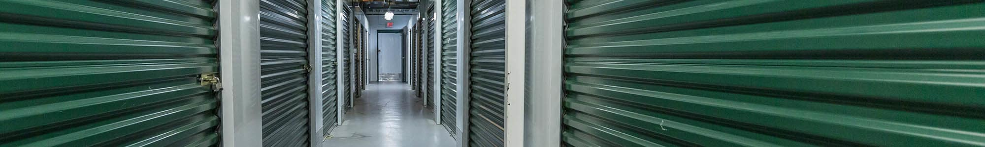 Climate controlled units at Five Star Storage