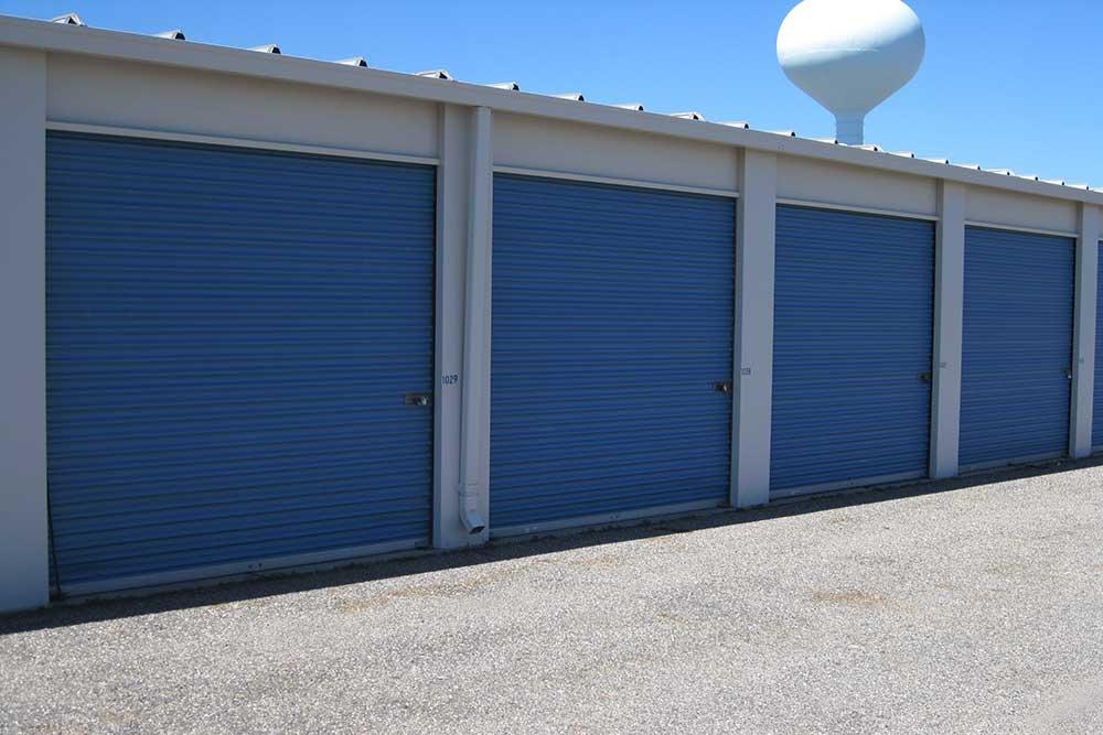 Units at Five Star Storage