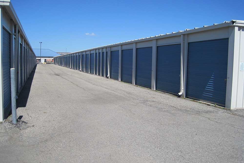 Self storage in Fargo, ND.