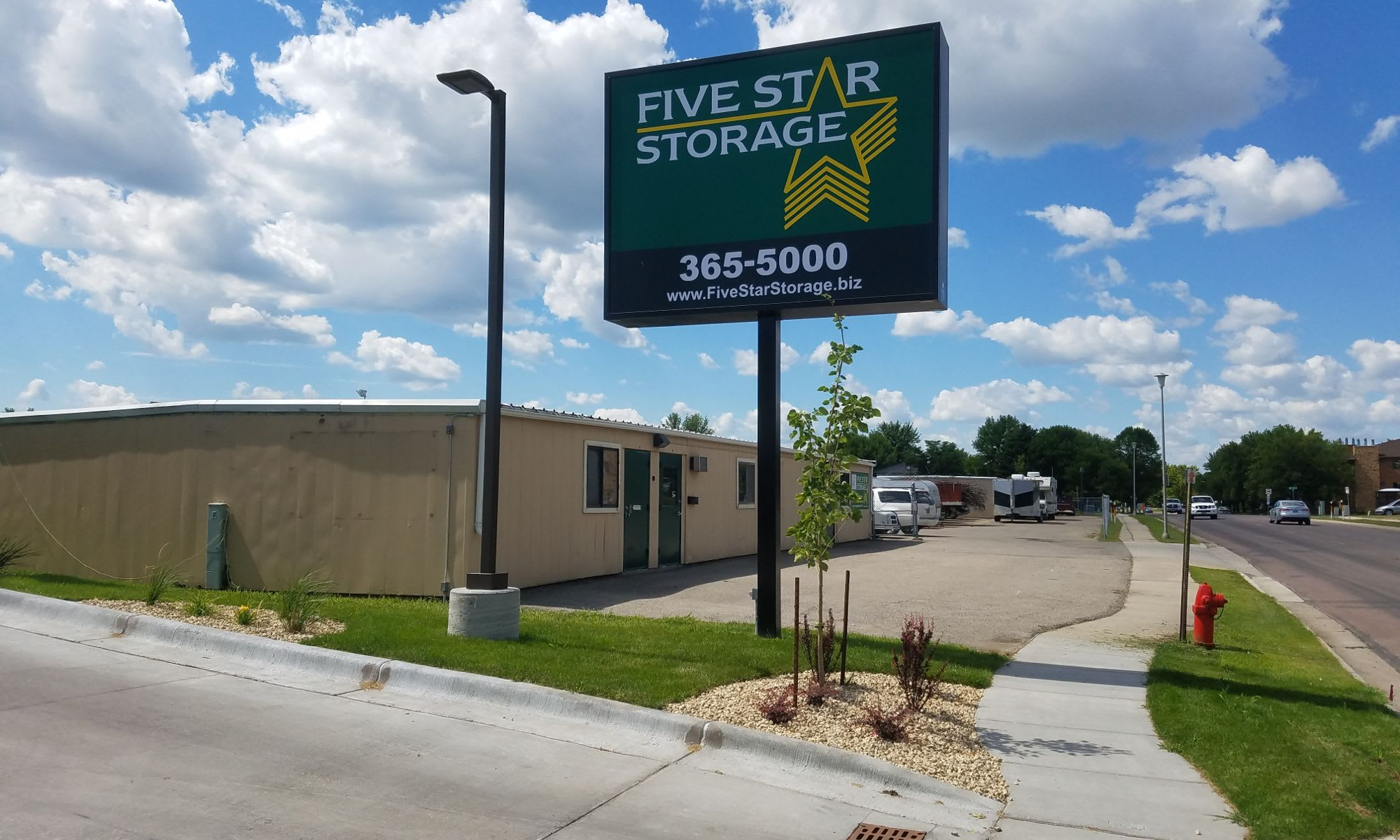 Self storage in Fargo ND