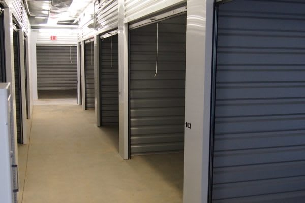 Luxury features for the self storage facility in Dickinson