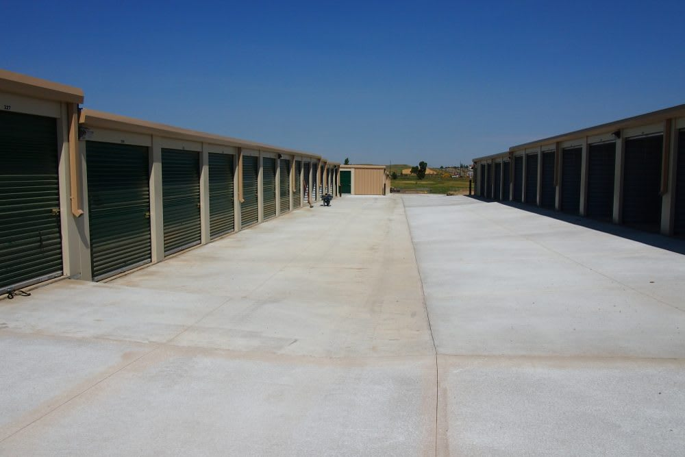 Five Star Storage offers many different sized units in Dickinson, ND.
