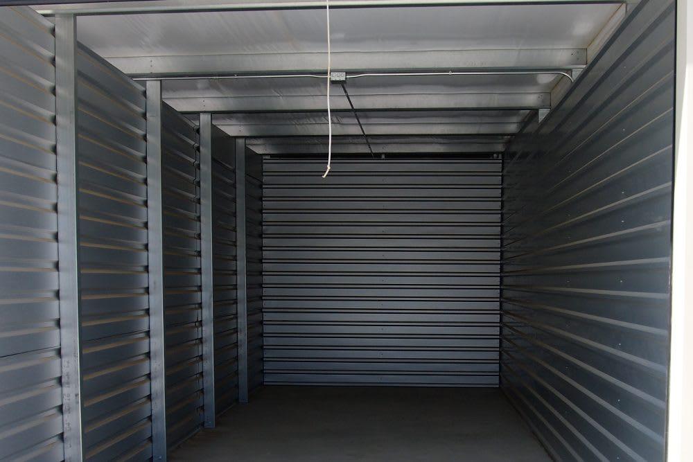 Spacious units at Five Star Storage