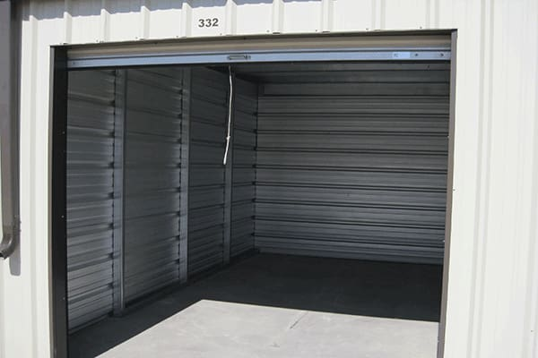Five Star Storage definitely has the right sized unit for you!