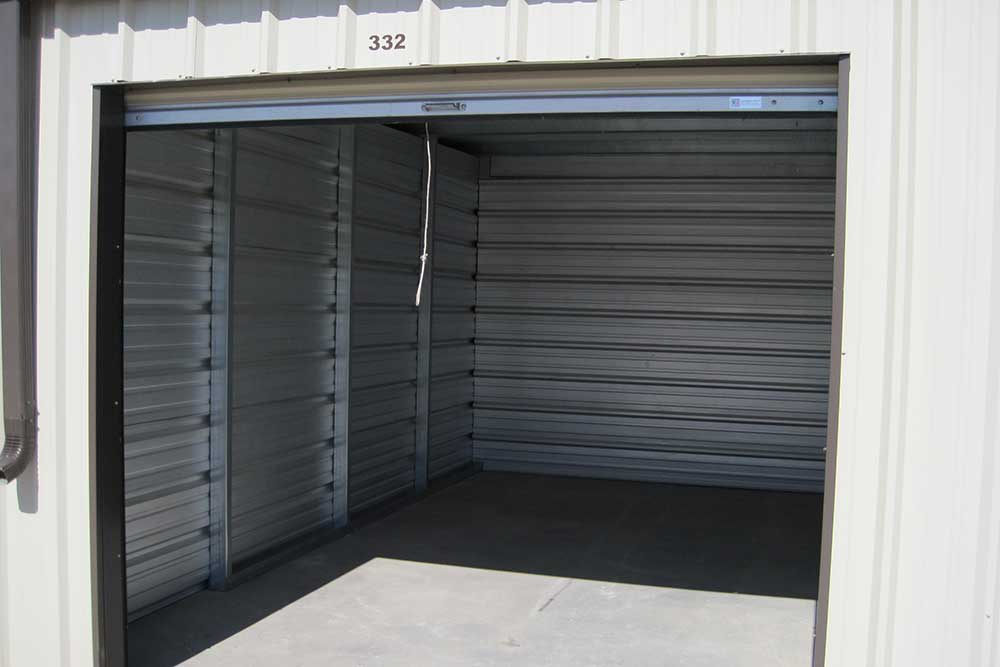 Five Star Storage has what you're looking for.