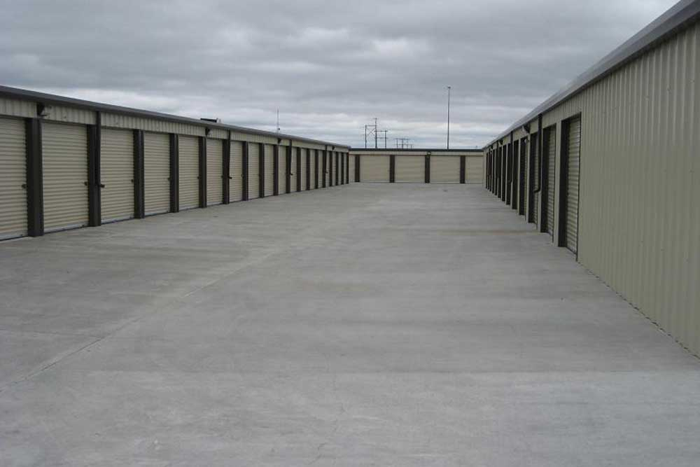 Five Star Storage offers many different sized units in Fargo, ND.