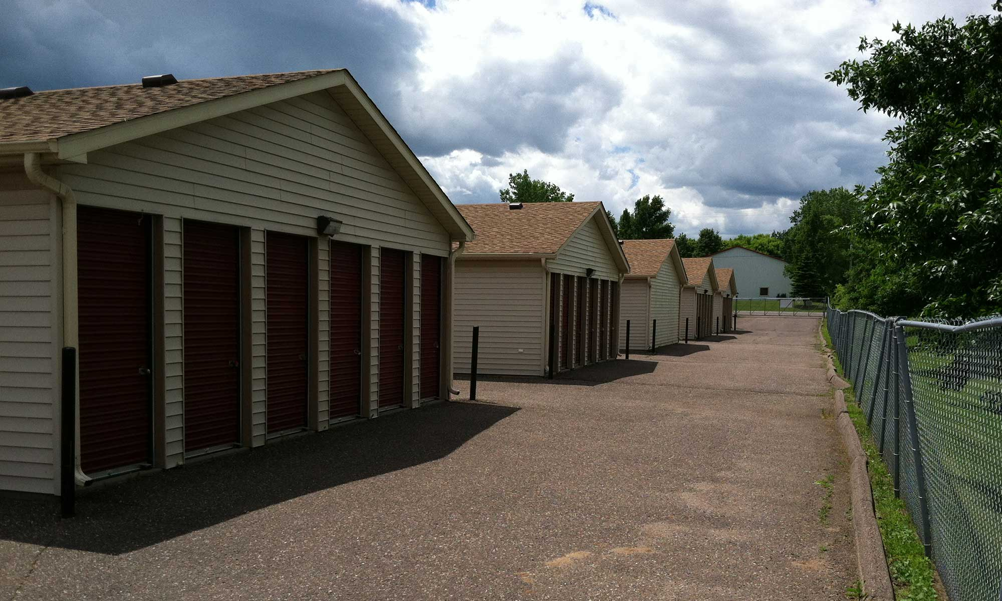 Self storage in Saint Michael MN