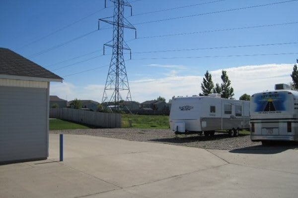 Luxury features for the self storage facility in West Fargo