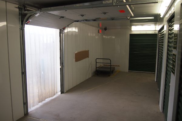 Luxury features for the self storage facility in Fargo