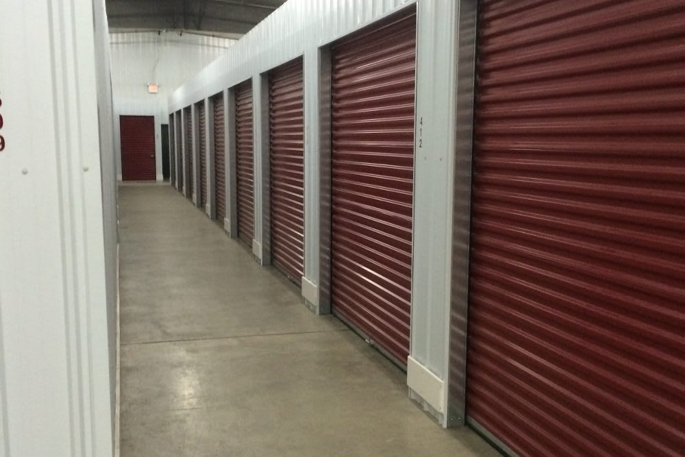 Spacious unit sizes & prices at Five Star Storage
