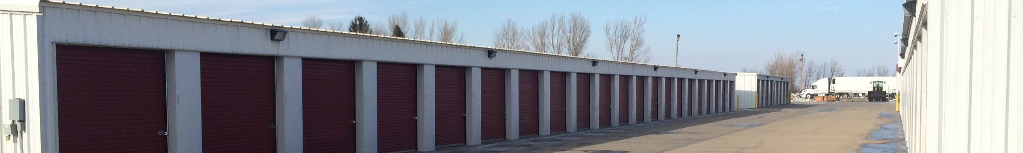 Self storage units in Grand Forks