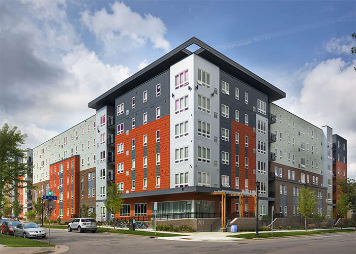 Radius at University Student Living