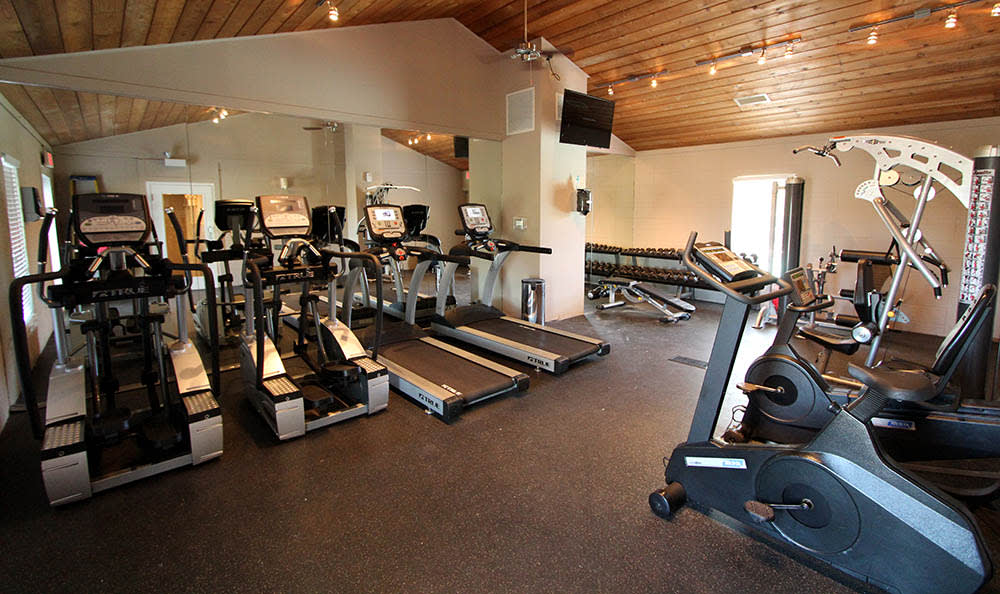 Fitness Center at Aspen Place