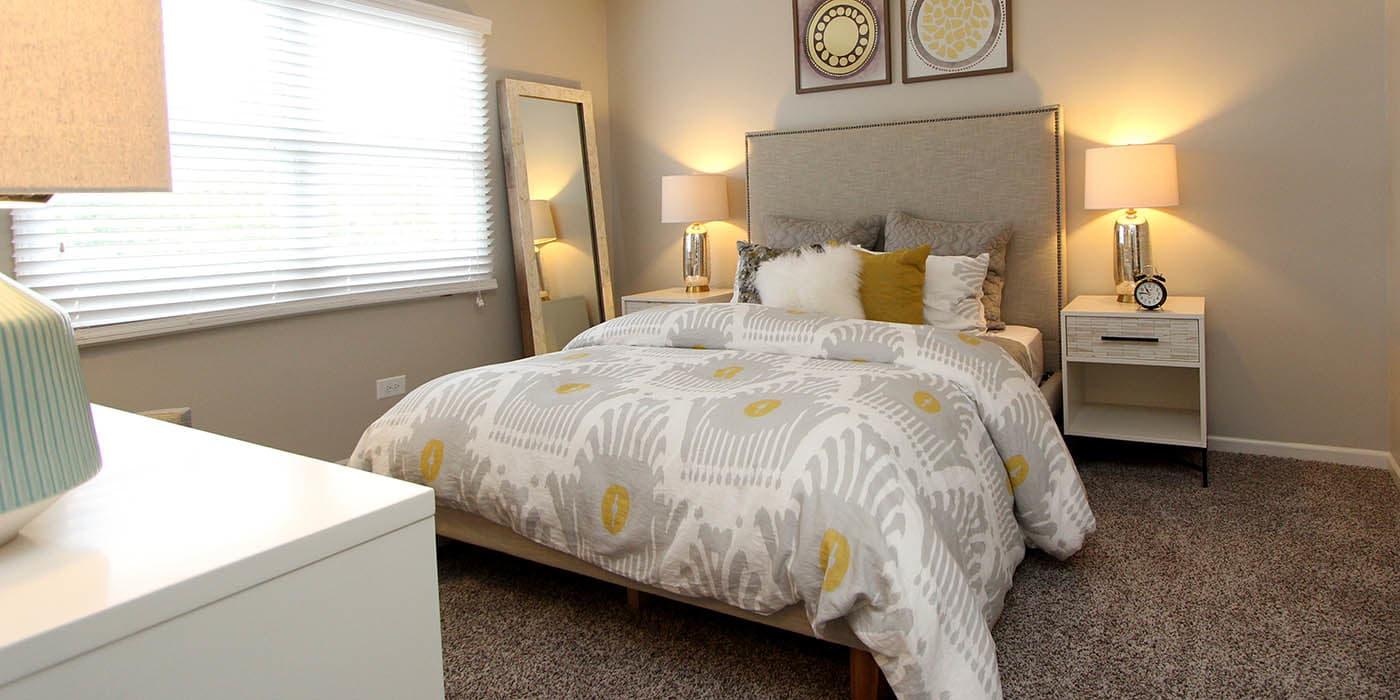 Bedroom at Aspen Place