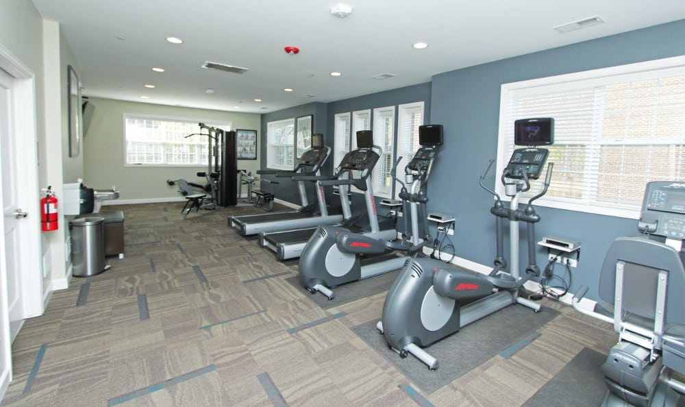 Cypress Place fitness center