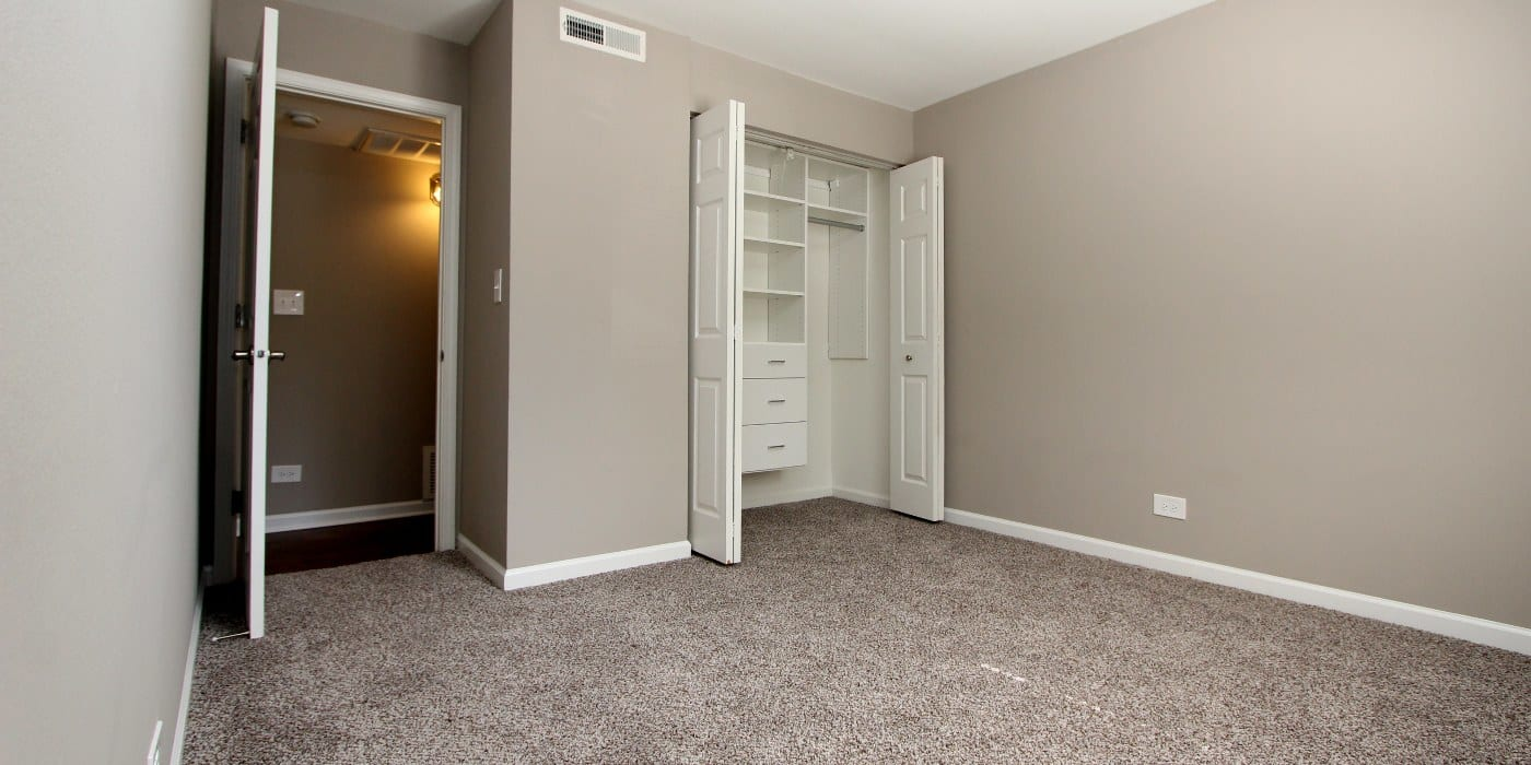 Bedroom at Cypress Place