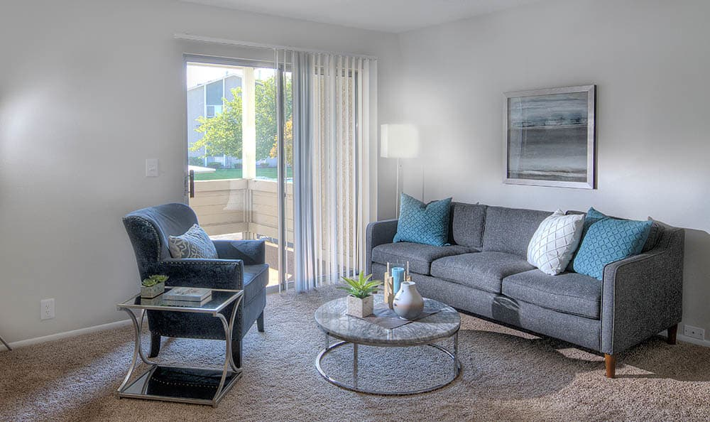 Brighton Place Living Room In Midvale
