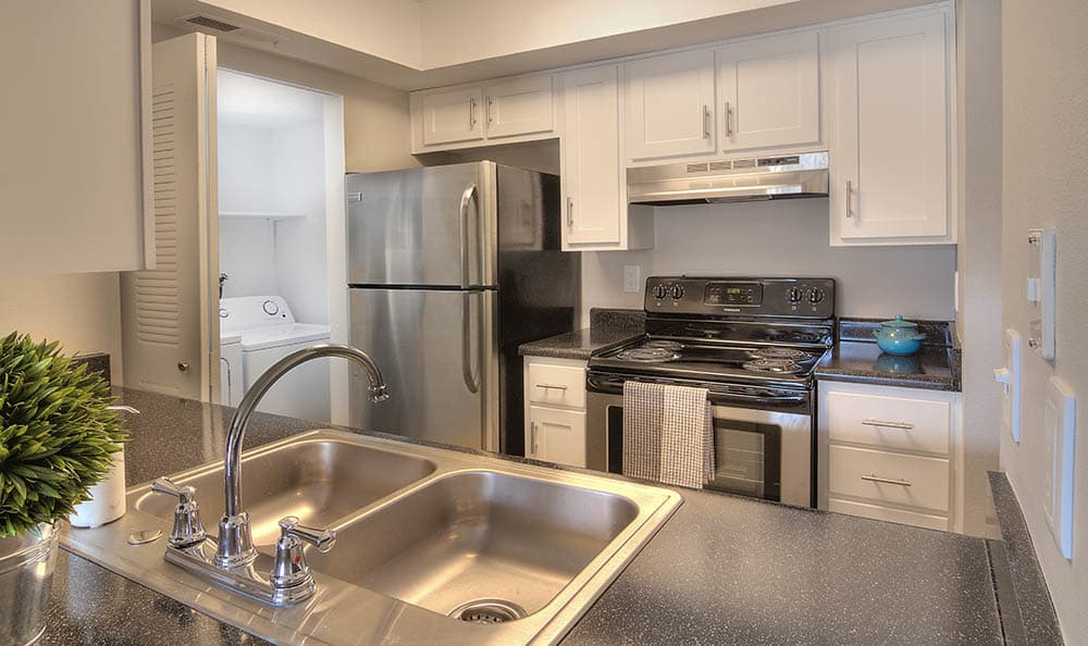 Nice Kitchen At Brighton Place In Midvale