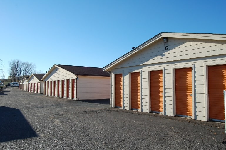 Coon Rapids Storage has exceptional storage units.