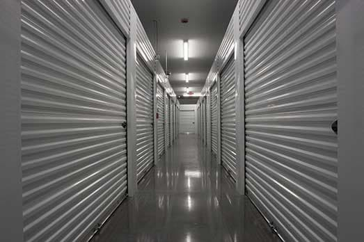 Mayflower Properties offers climate controlled storage units.