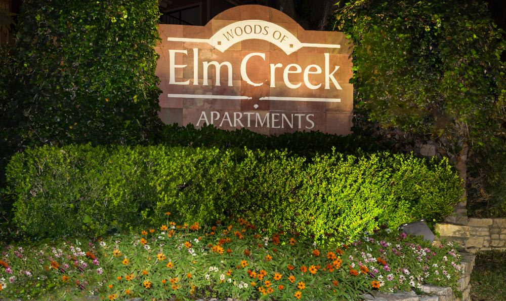 Welcome to Woods of Elm Creek in San Antonio, Texas