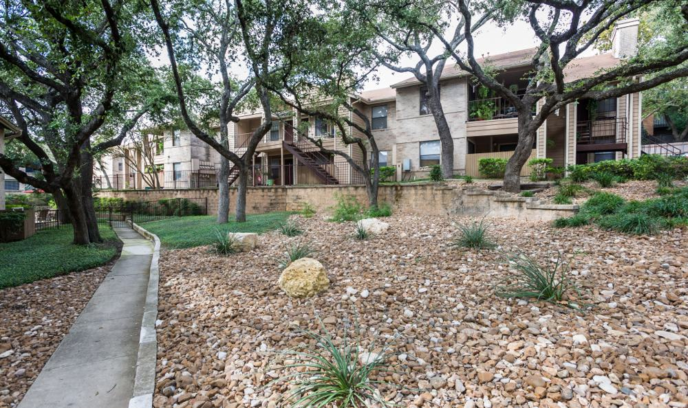 Neighborhood at Woods of Elm Creek in San Antonio