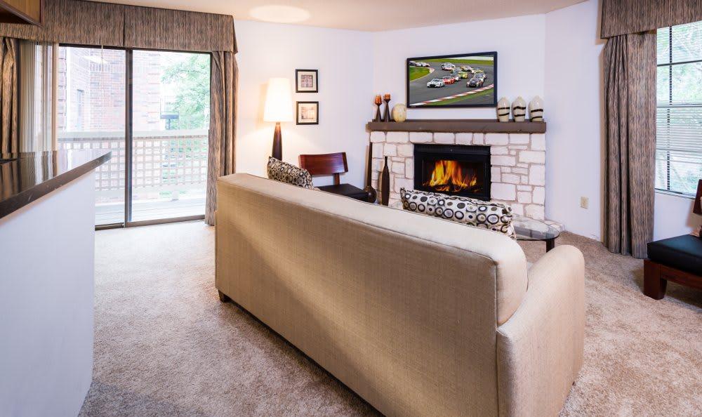 Fountainhead offers spacious floor plans at Texas