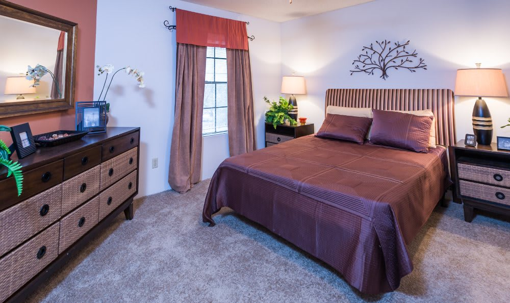 Furnished apartment available at Fountainhead in San Antonio