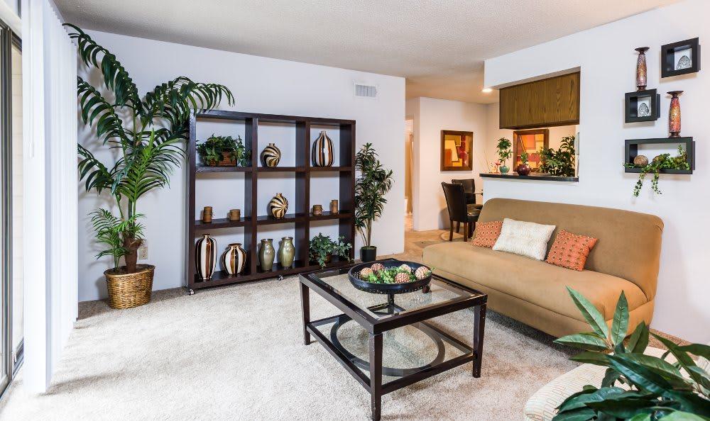 Convenience of amenities at Fountainhead in San Antonio