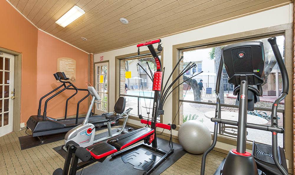 Landera Fitness Area