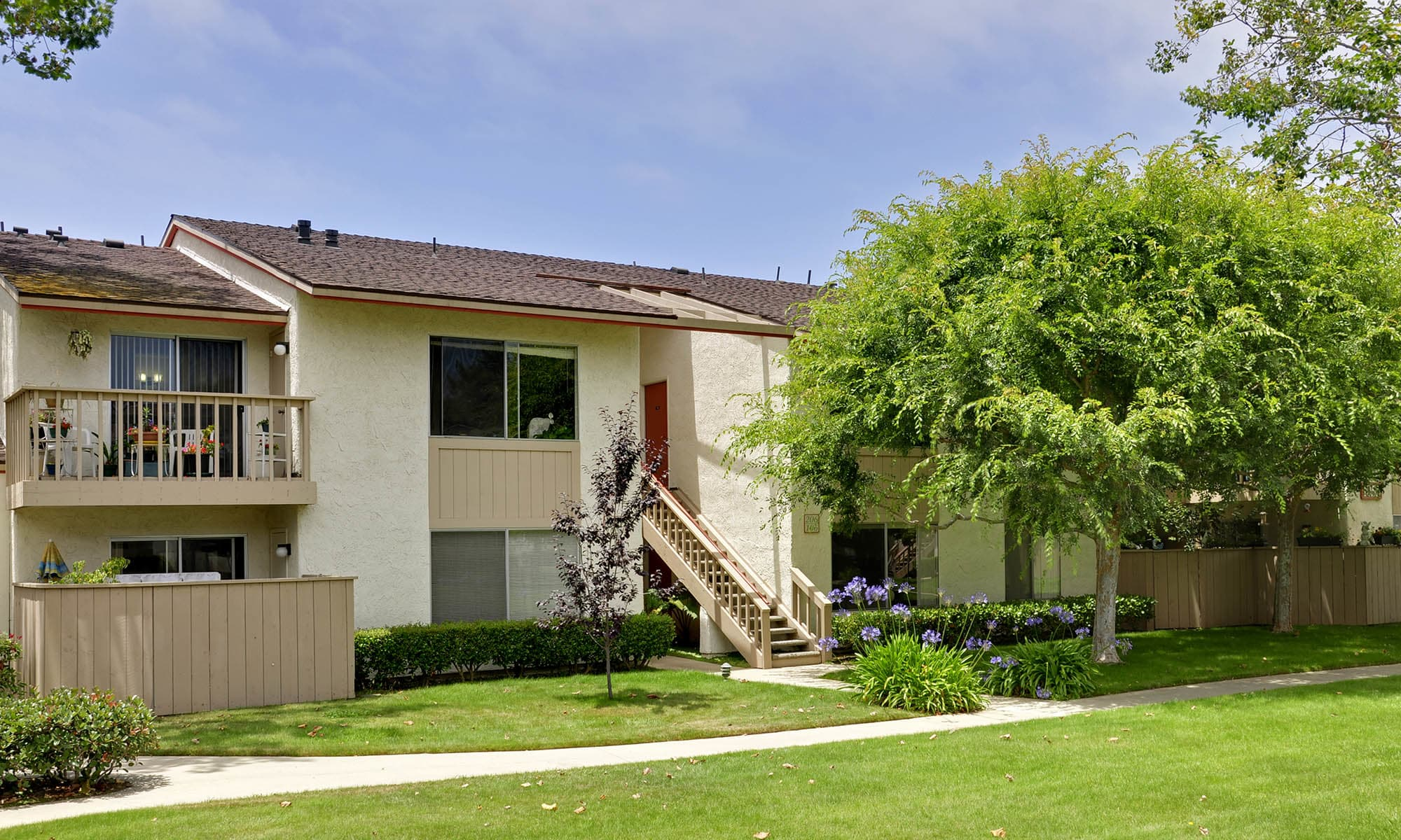 Welcome to our senior apartments in Carpinteria, CA