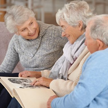 high quality memory care at Kaplan Development Group, LLC