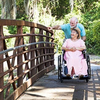 View information about assisted living at Bentley Commons at Bedford