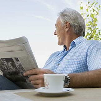 View information about independent living at Summer Breeze Senior Living