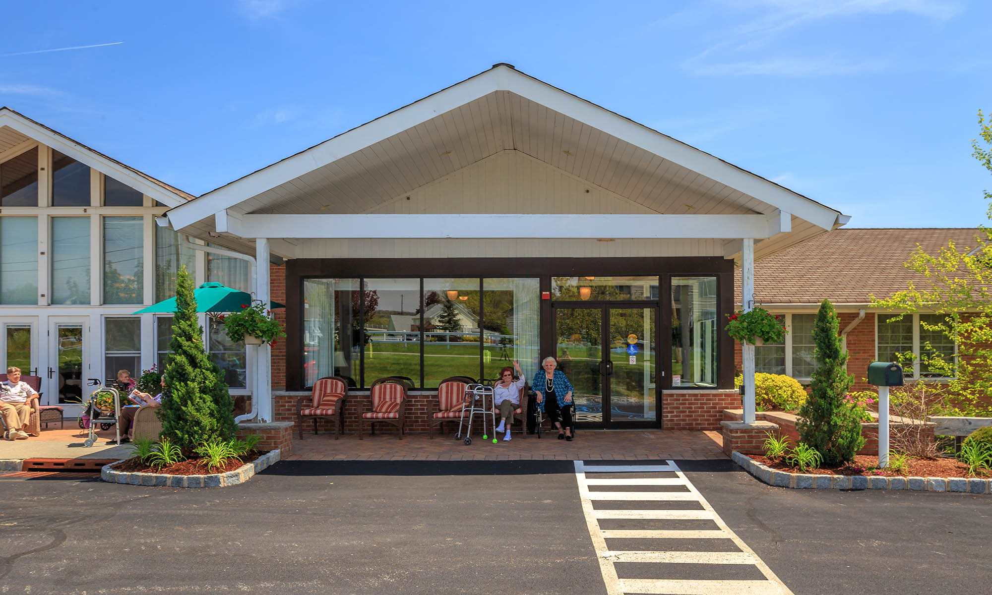 Senior living in Branchville, NJ